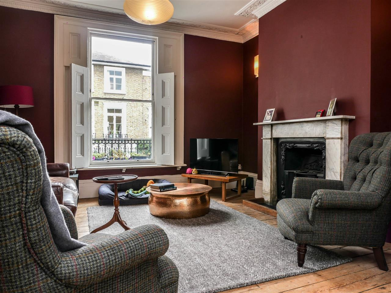 4 bed terraced to rent in Tavistock Terrace, London, N19
