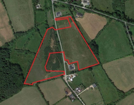 Land for sale on Barleyhill, Kingscourt
