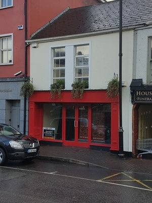 Restaurant to rent on No.34 Market Street, Monaghan