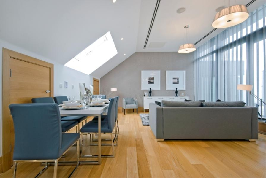 3 bed Apartment to rent in Sugar House, London E1 - Property Image 1