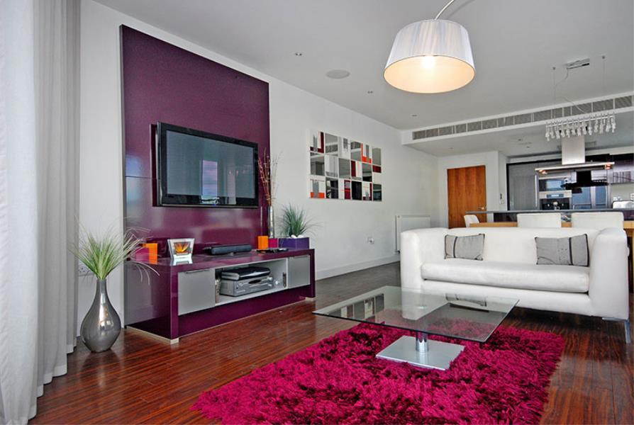 3 bed Apartment to rent in Alaska Apartments, E16 - Property Image 1
