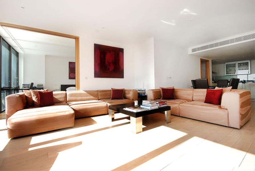 2 bed Apartment to rent in West India Quay,London, E14 - Property Image 1
