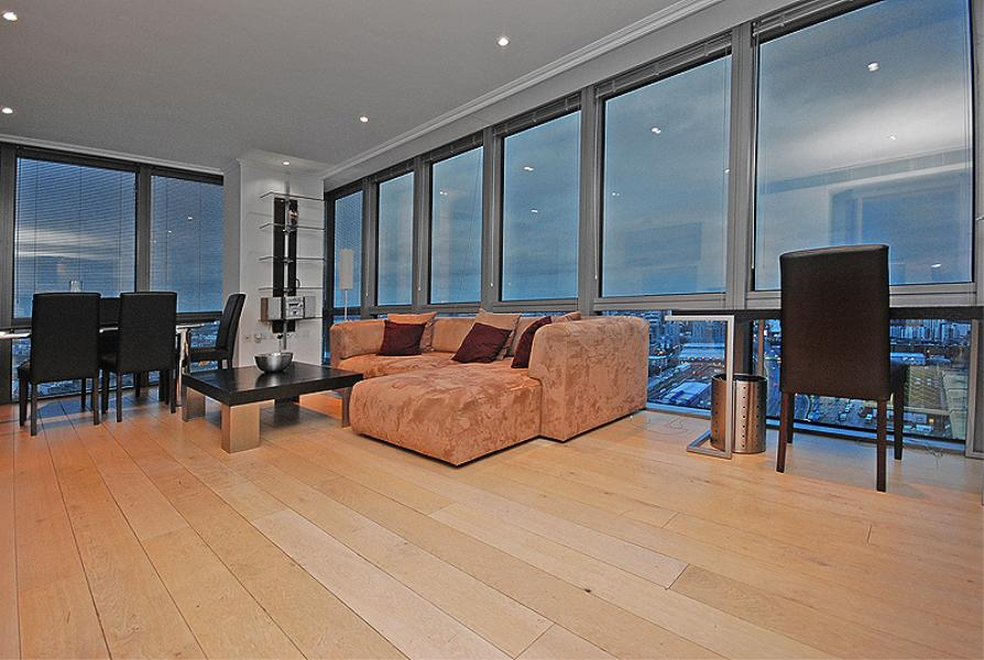 2 bed Apartment to rent in West India Quay, E14 - Property Image 1