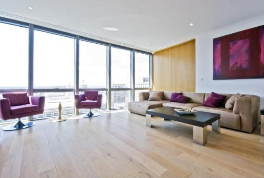 2 bed Apartment to rent in West India Quay, London, E14 - Property Image 1