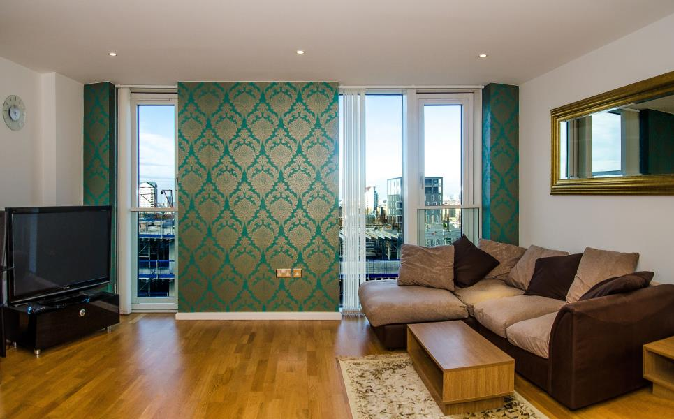 1 bed Apartment to rent in Ability Place, London, E14 - Property Image 1