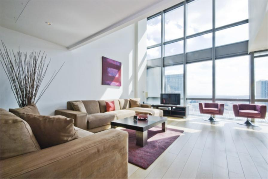 2 bed Apartment to rent in West India Quay E14 - Property Image 1