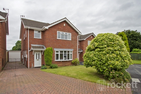 4 bed House to rent in Mountsorrel Close, Trentham