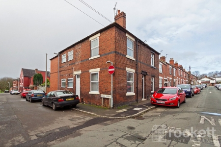 1 bed Flat to rent in Broad Street, West Brampton, Newcastle Under Lyme