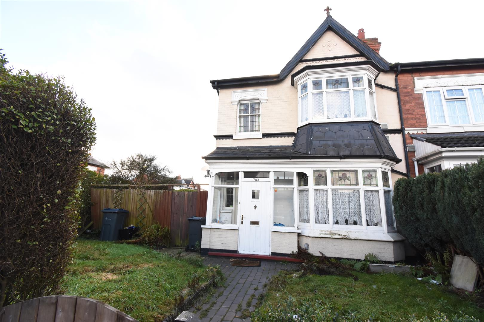 3 bed house for sale in Washwood Heath Road, Ward End, Birmingham - Property Image 1