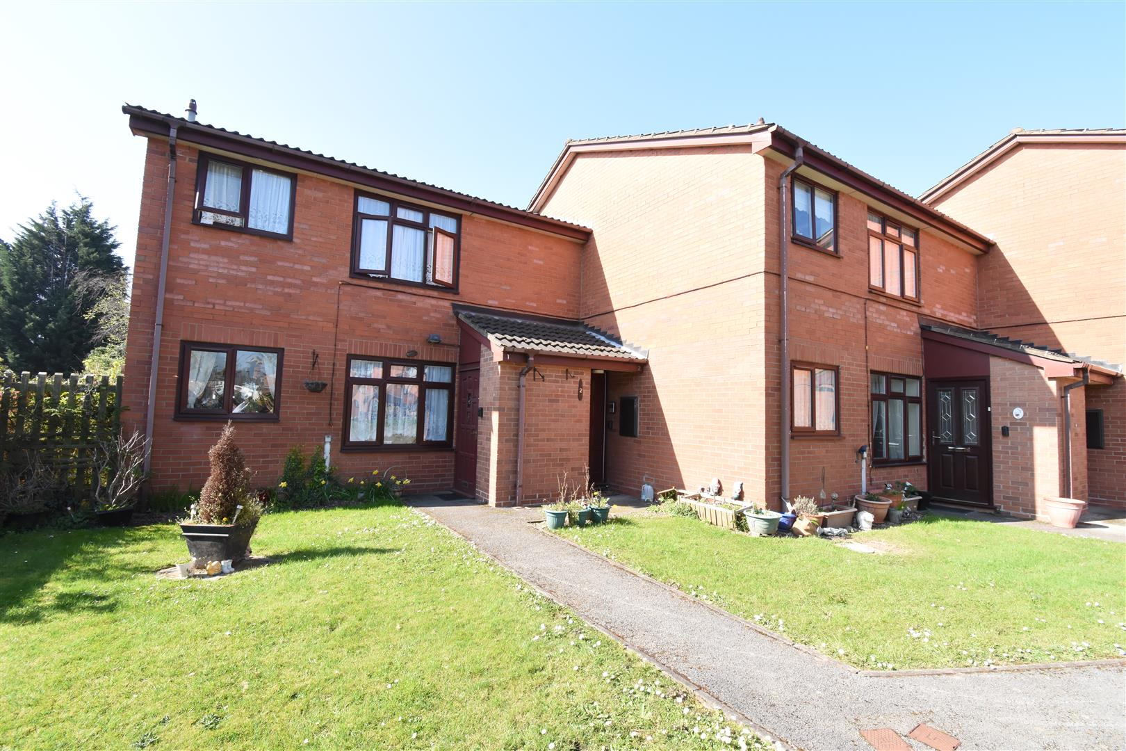 2 bed flat for sale in Emerald Court, 960A Alum Rock Road, Birmingham 6
