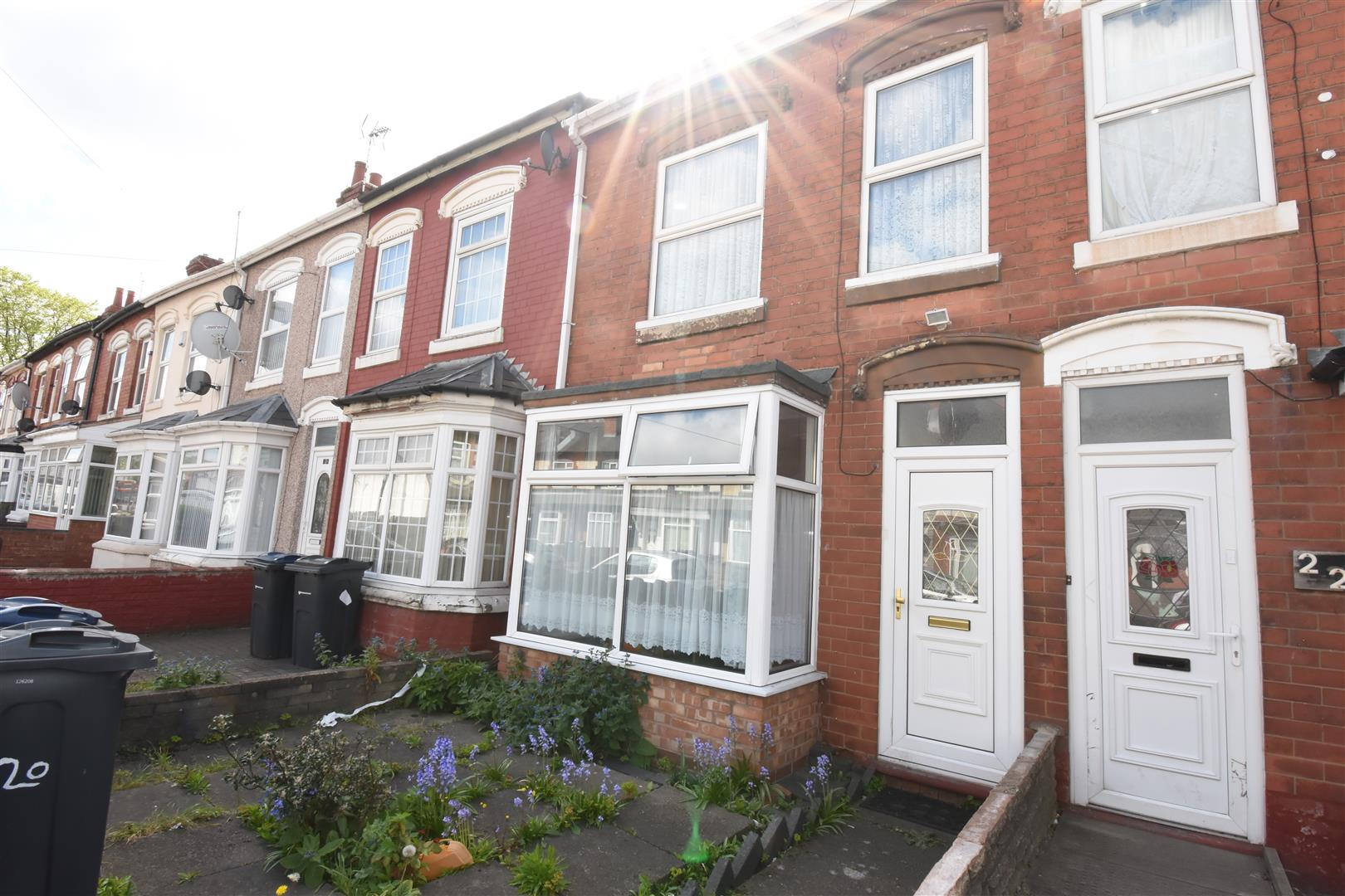 3 bed house for sale in Southern Road, Ward End, Birmingham - Property Image 1