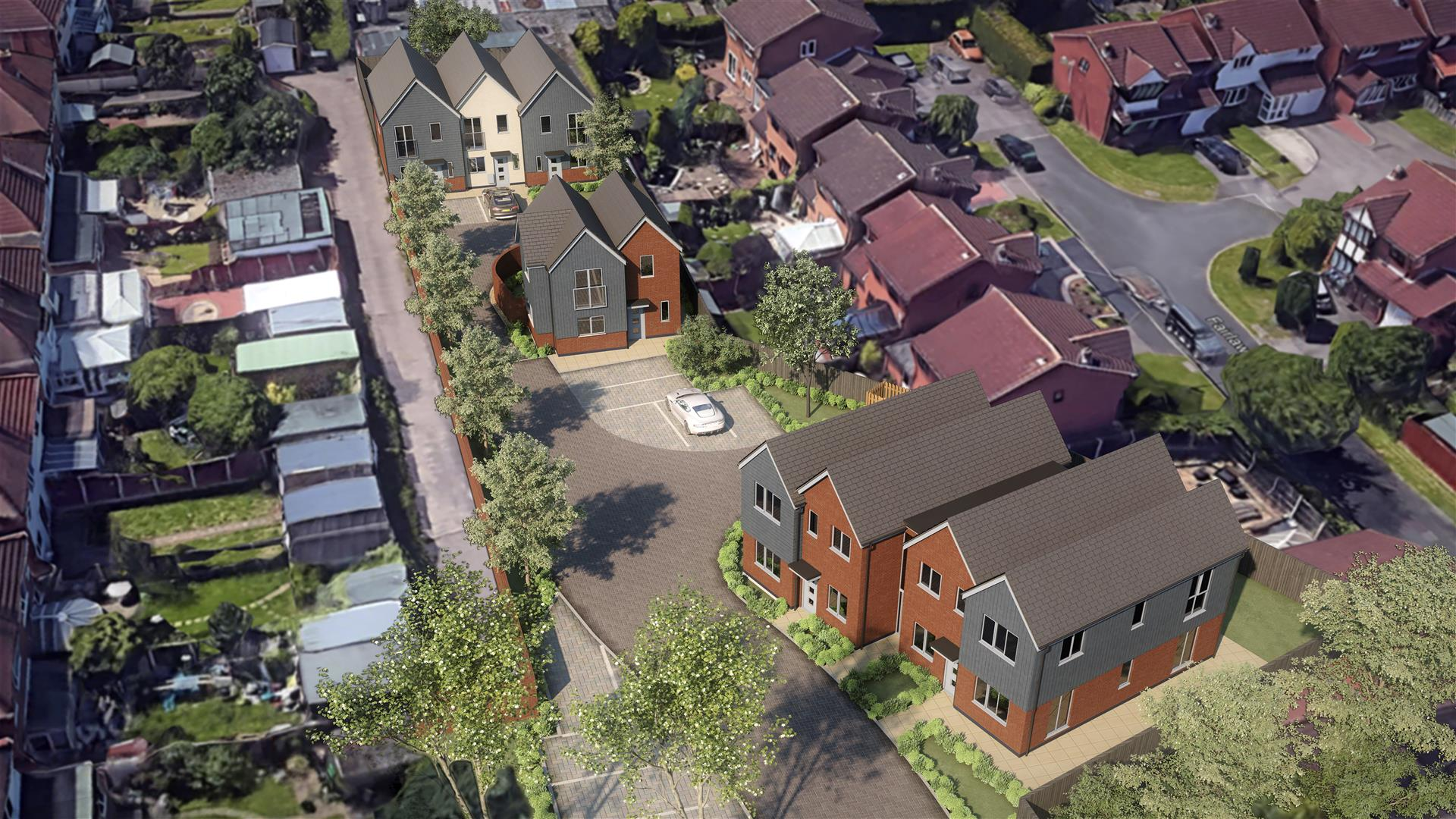 2 bed  for sale in Ridgemere Close, Yardley, Birmingham 4