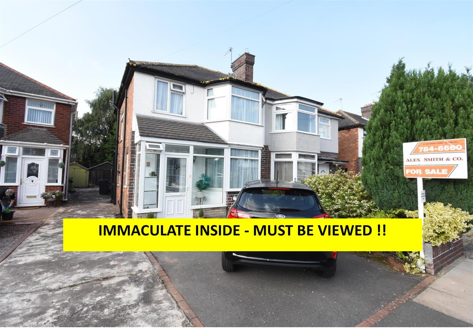 3 bed house for sale in Stow Grove, Castle Bromwich, Birmingham - Property Image 1