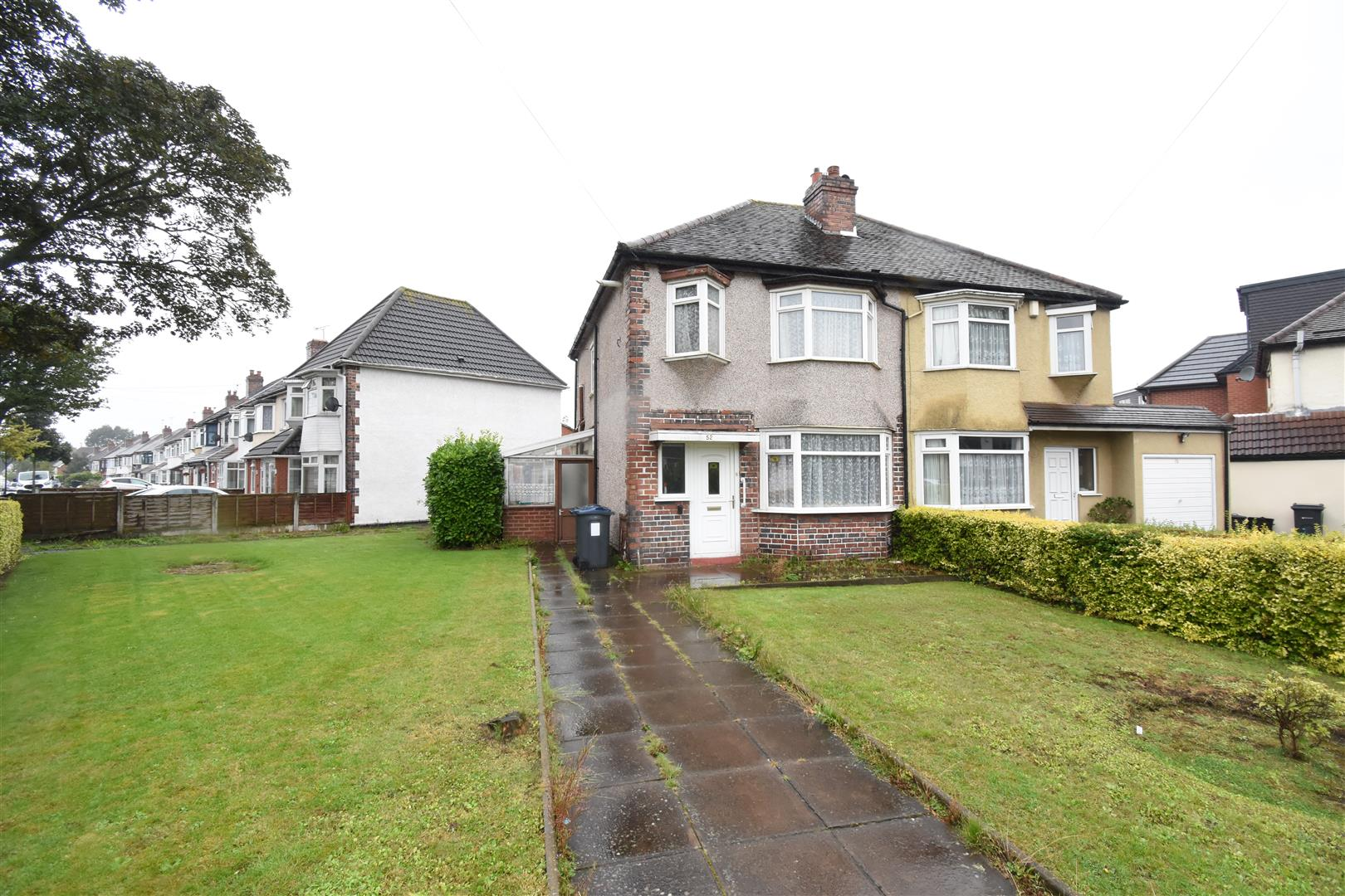 3 bed house for sale in Mickleover Road, Birmingham 7