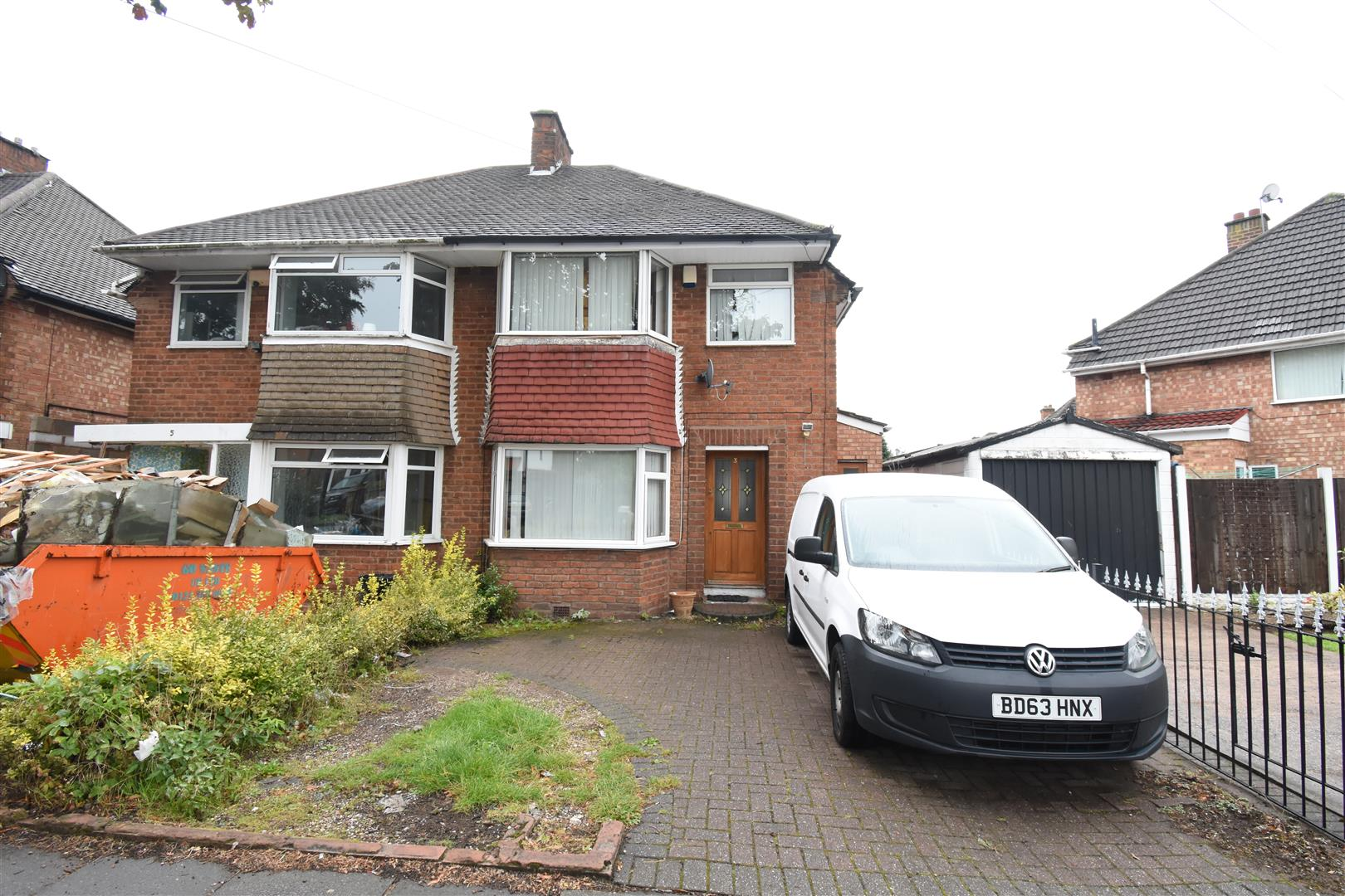 3 bed house for sale in Fowey Road, Birmingham, B34