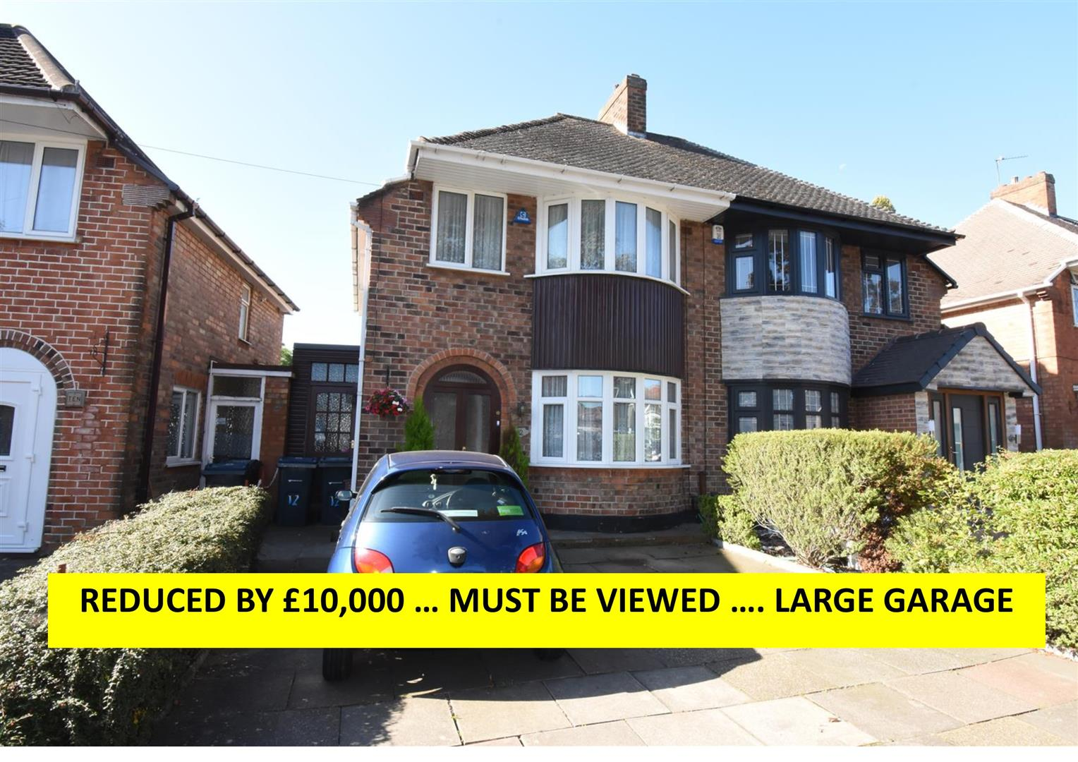 3 bed house for sale in Fowey Road, Hodge Hill, Birmingham - Property Image 1