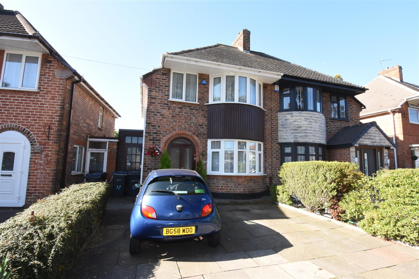 3 bed house for sale in Fowey Road, Hodge Hill, Birmingham 14