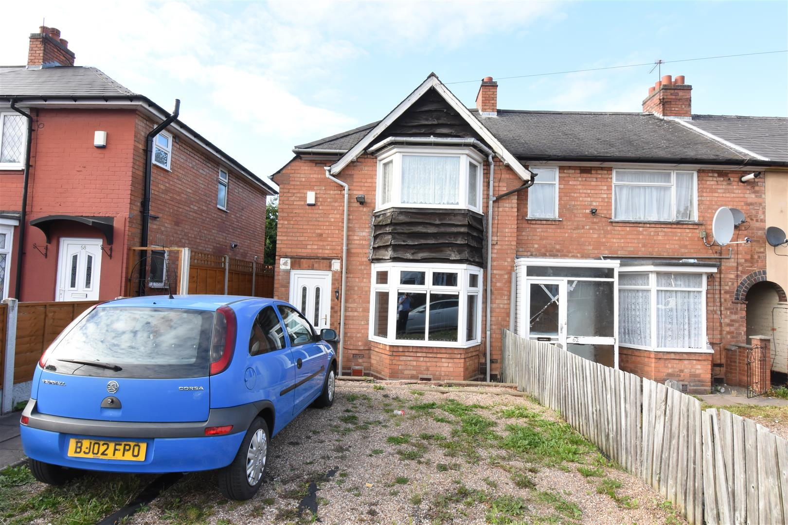3 bed  for sale in Kenwood Road, Bordesley Green, Birmingham 1