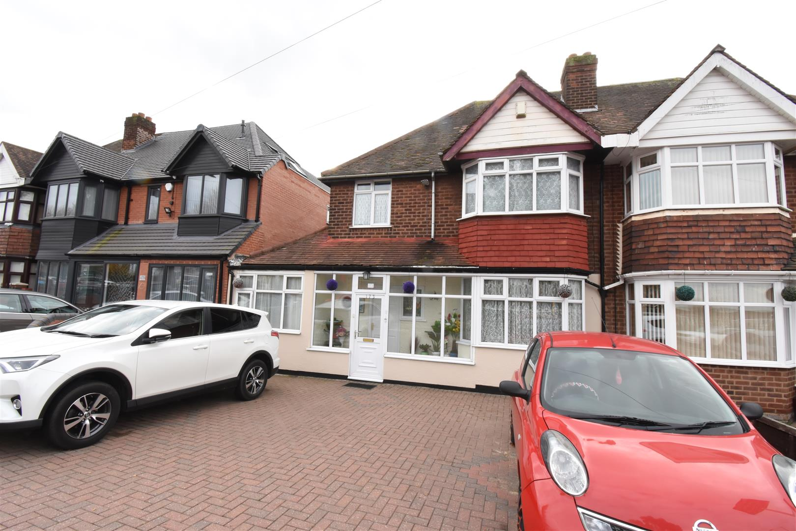 3 bed house for sale in Bromford Road, Birmingham - Property Image 1