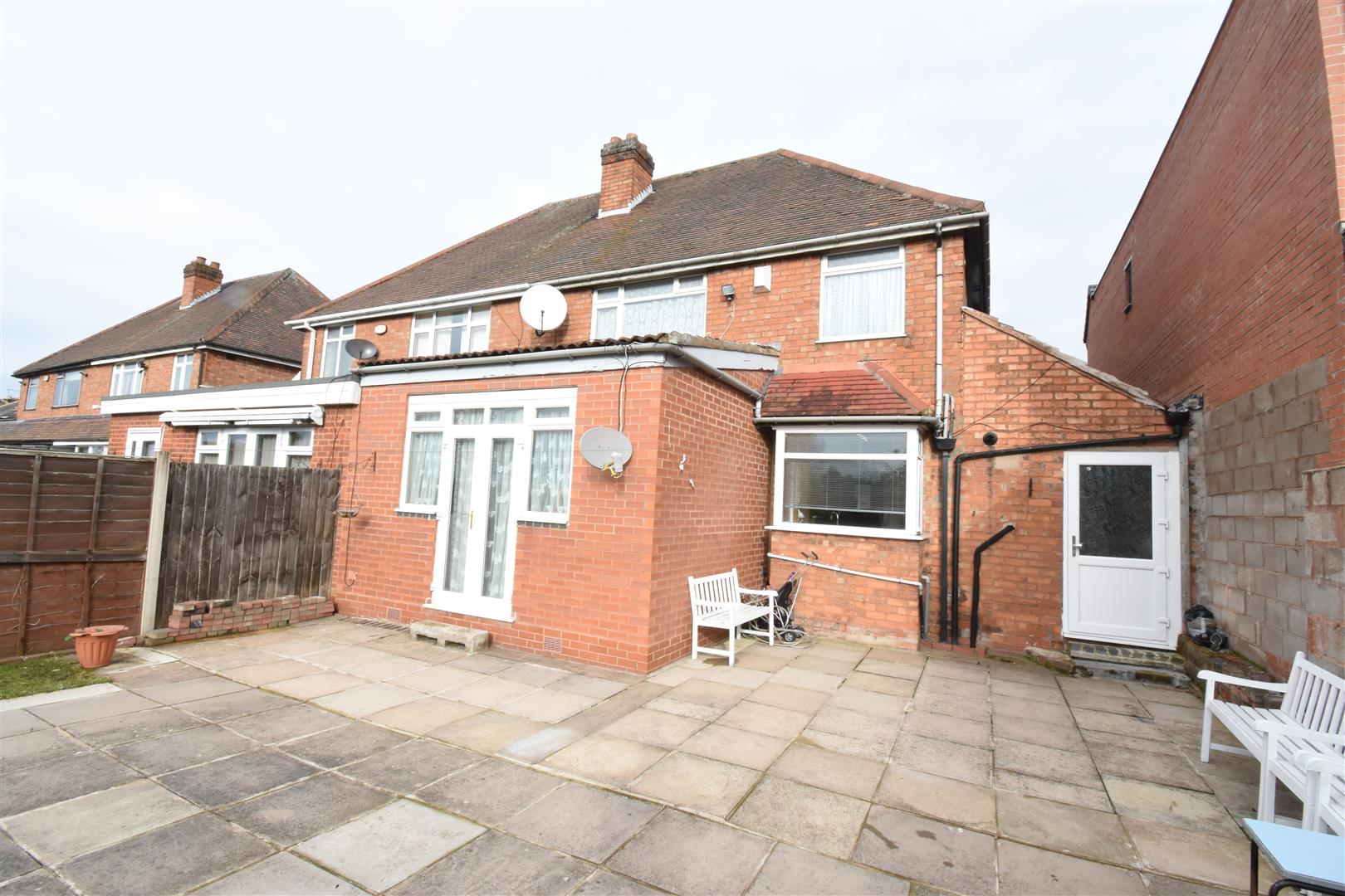 3 bed house for sale in Bromford Road, Birmingham 12