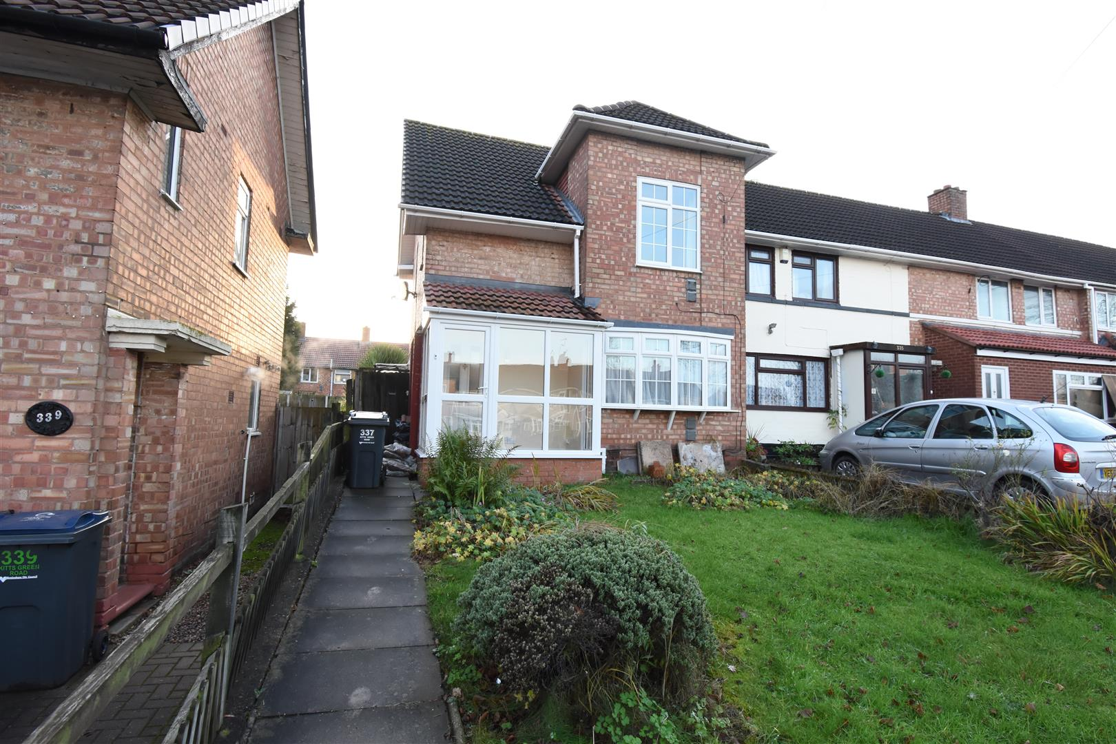 3 bed  for sale in Kitts Green Road, Kitts Green, Birmingham, B33