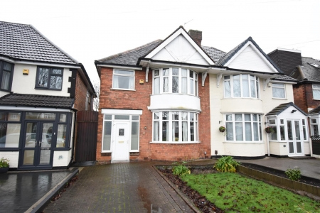 3 bed house for sale in Stechford Lane, Ward End, Birmingham