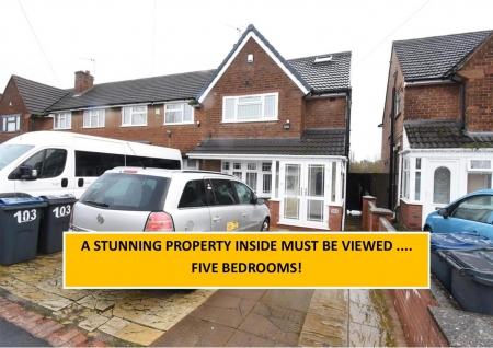 5 bed  for sale in Maryland Avenue, Hodge Hill, Birmingham