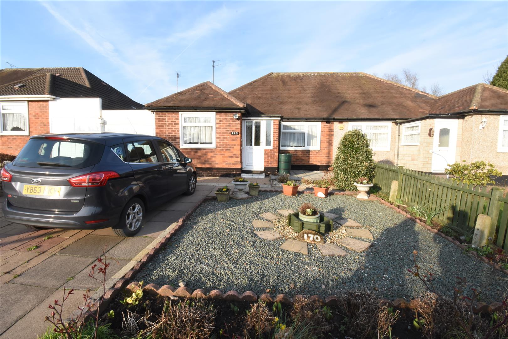 3 bed bungalow for sale in Heath Way, Birmingham, B34