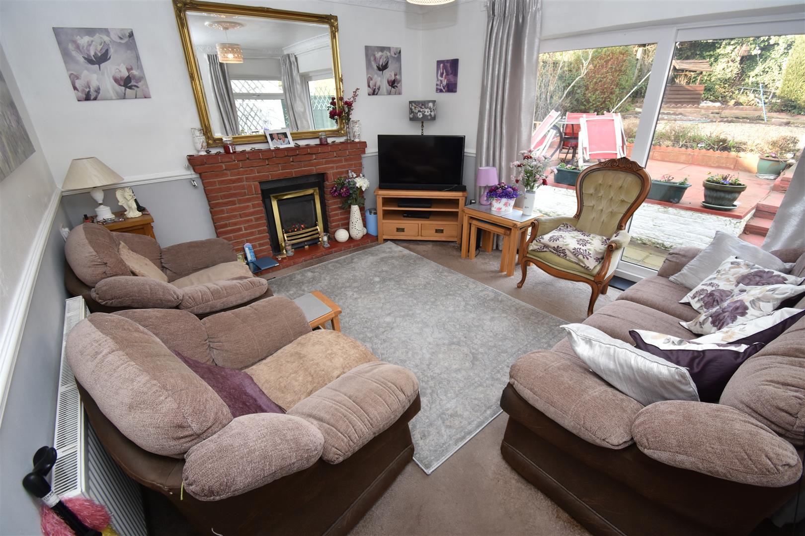3 bed bungalow for sale in Heath Way, Birmingham 4