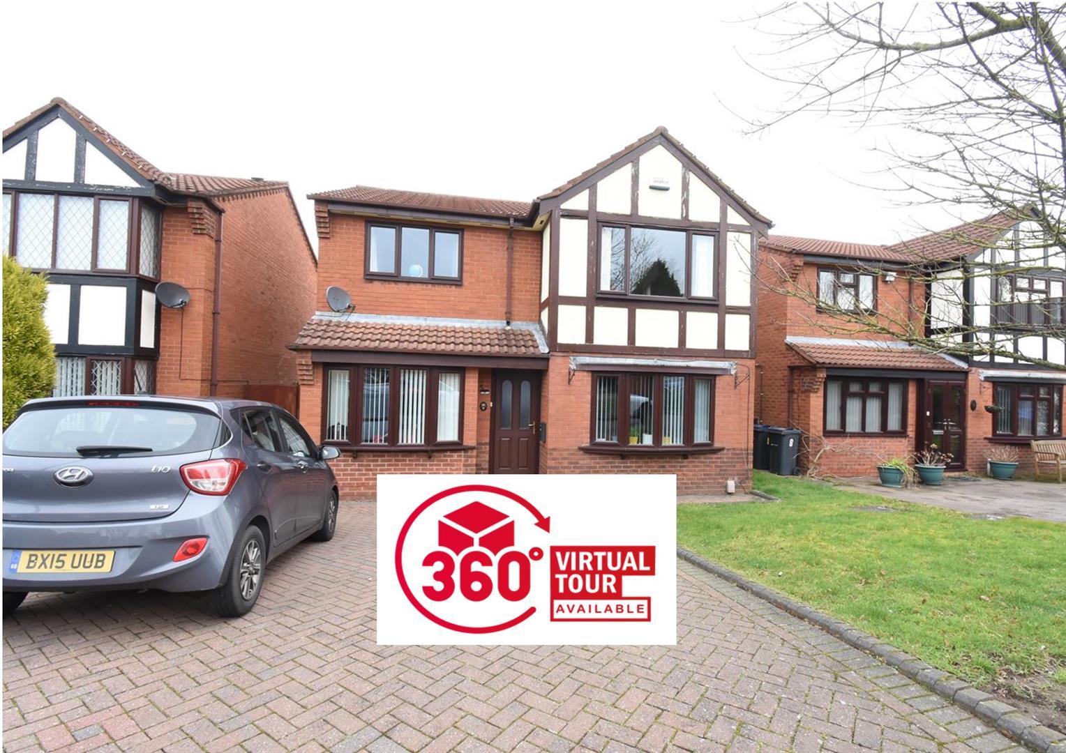 3 bed house for sale in Wilkinson Croft, Birmingham, B8