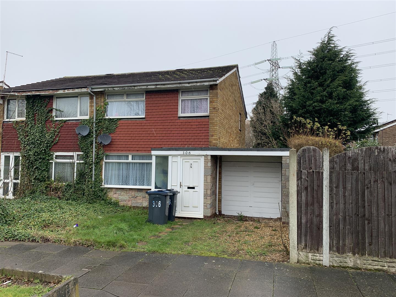 3 bed house for sale in Bromford Drive, Bromford Bridge, Birmingham, B36