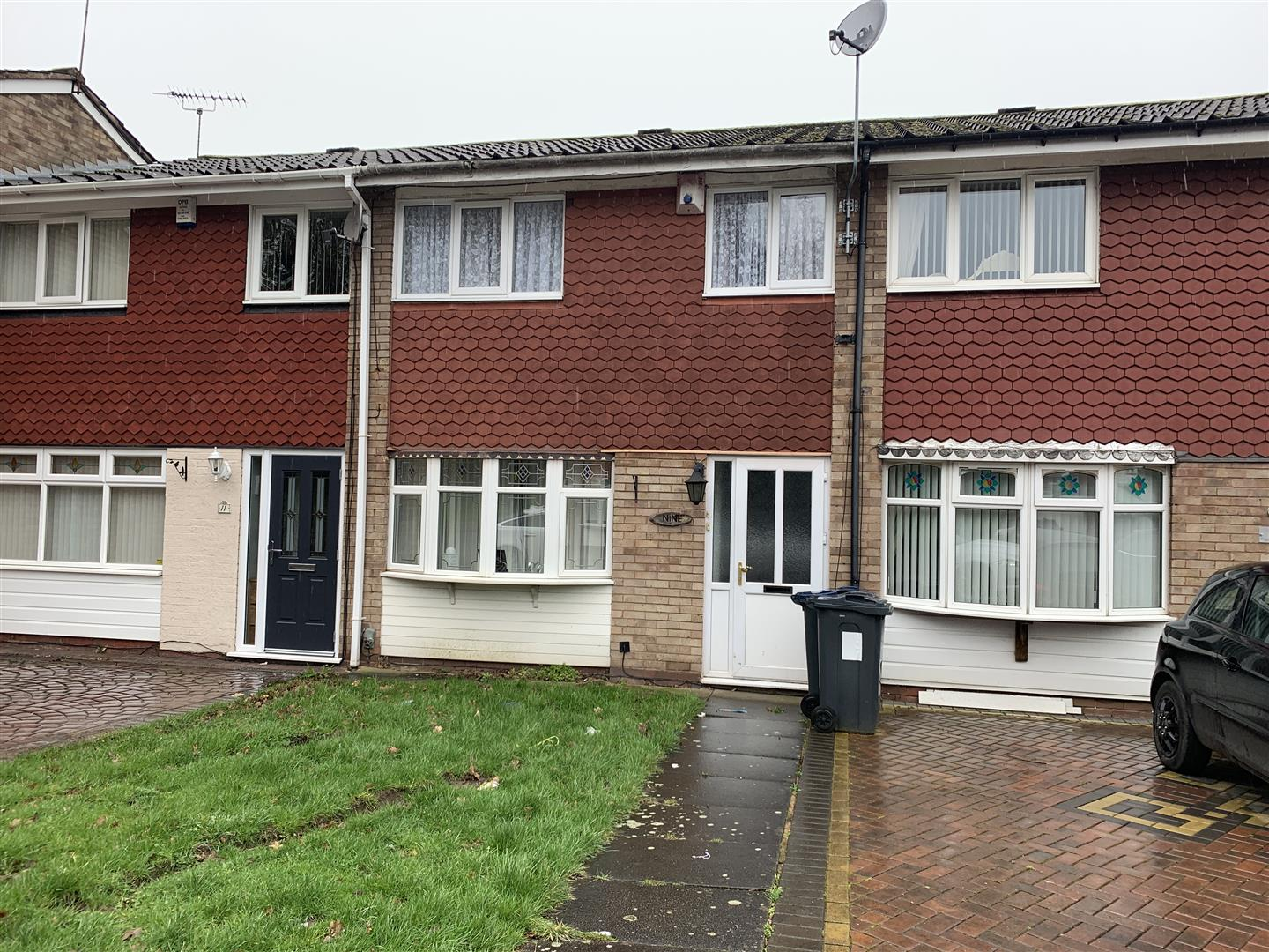 3 bed house for sale in Wincanton Croft, Bromford Bridge, Birmingham, B36