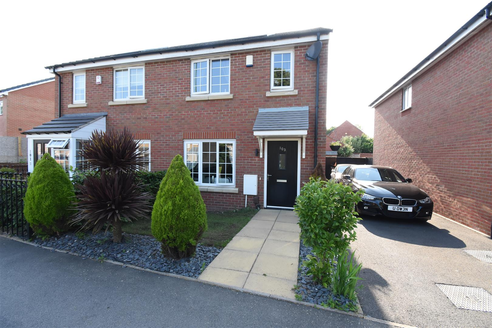 3 bed house for sale in Lanchester Way, Castle Bromwich, Birmingham, B36