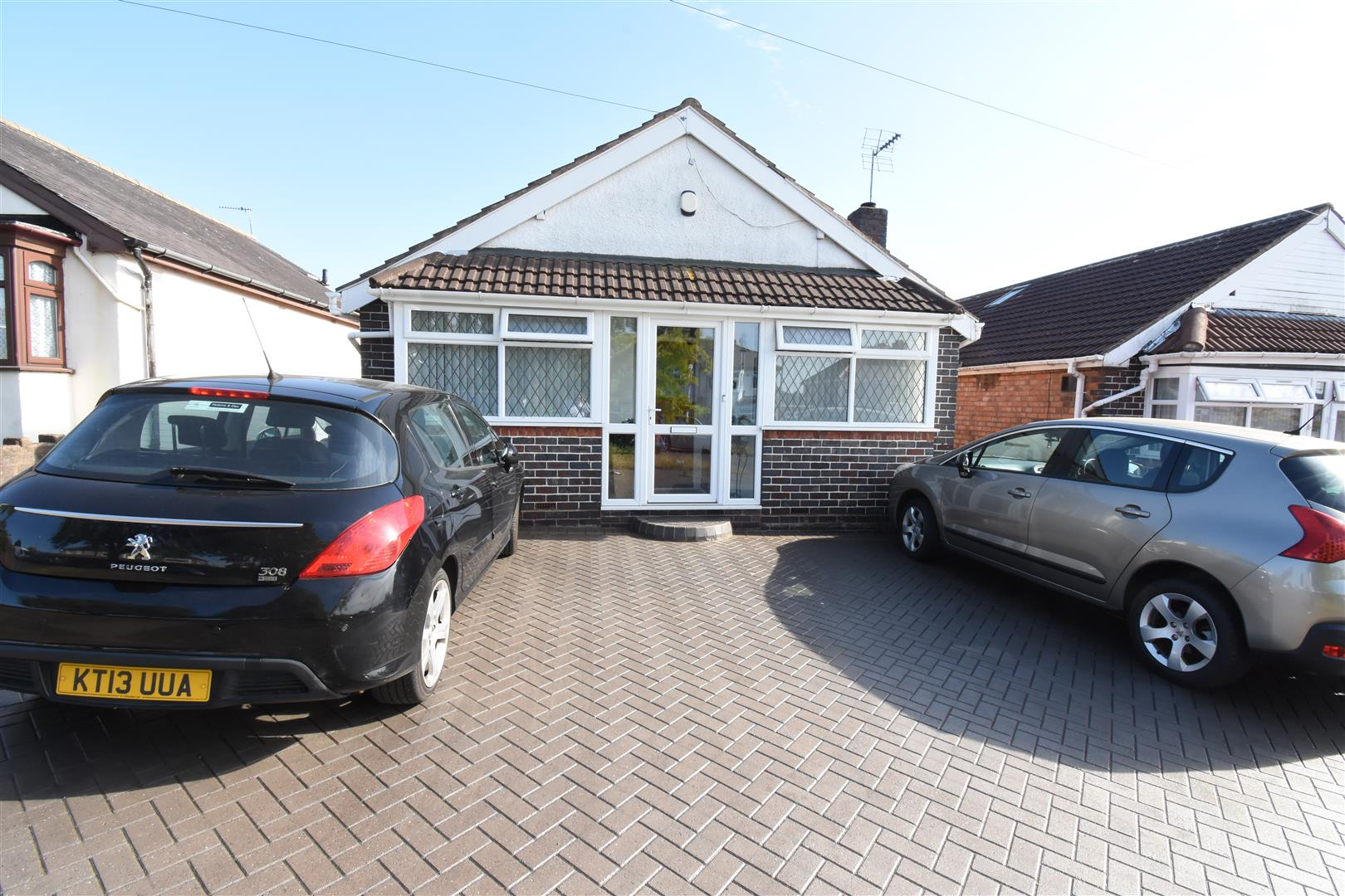 2 bed bungalow for sale in Fairholme Road, Birmingham, B36