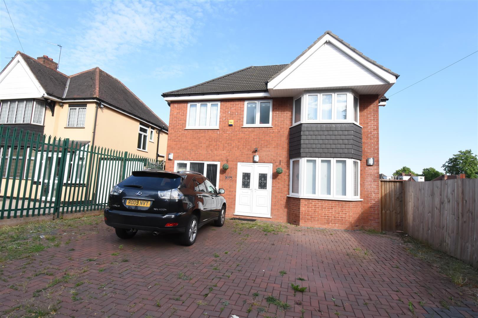 4 bed house for sale in Alum Rock Road, Ward End, Birmingham, B8