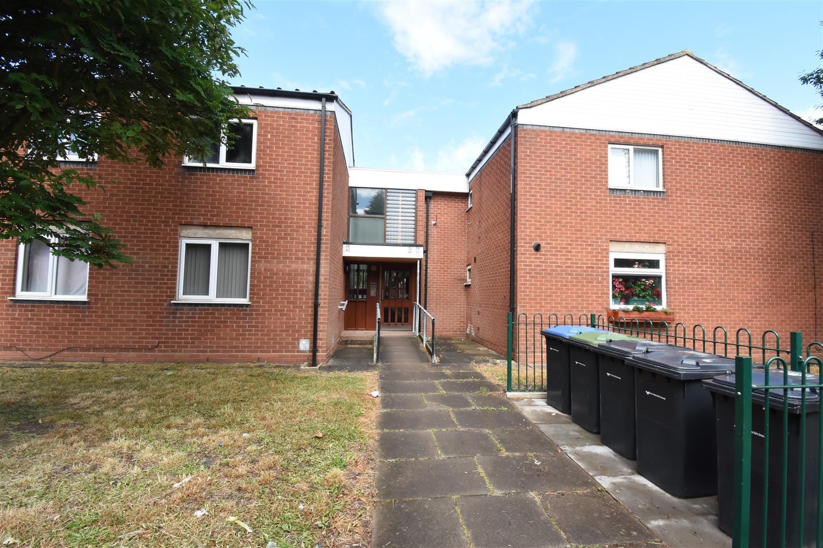 2 bed flat for sale in Kestrel Avenue, Yardley, Birmingham - Property Image 1