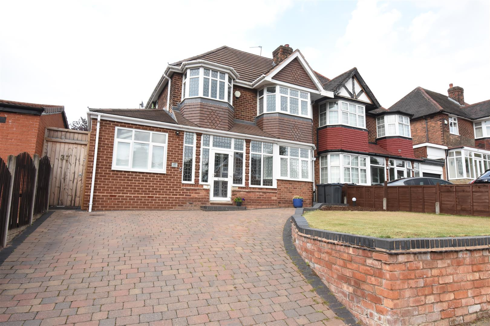 3 bed house for sale in Old Bromford Lane, Hodge Hill, Birmingham, B8