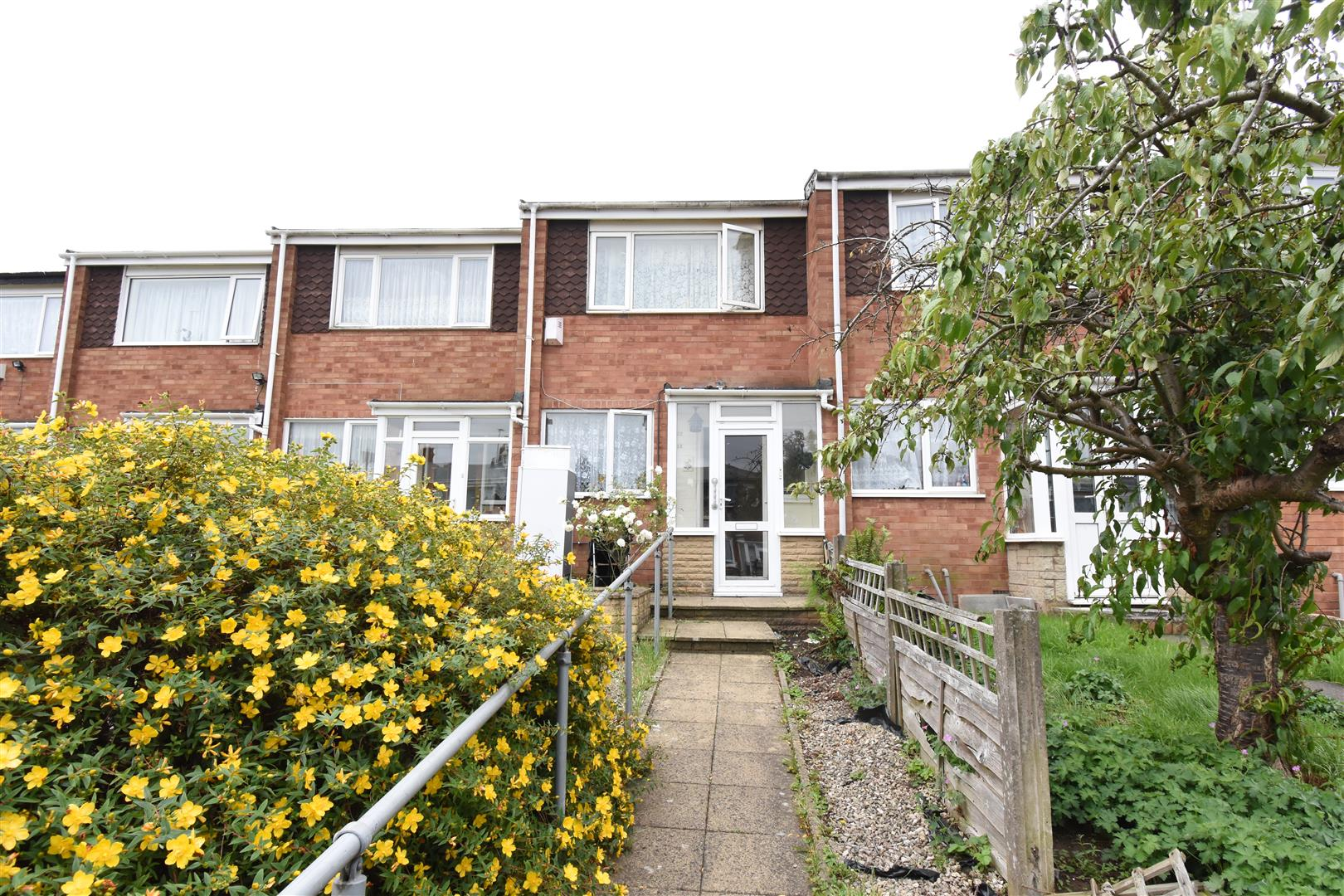 2 bed house for sale in Oxford Close, Ward End, Birmingham, B8
