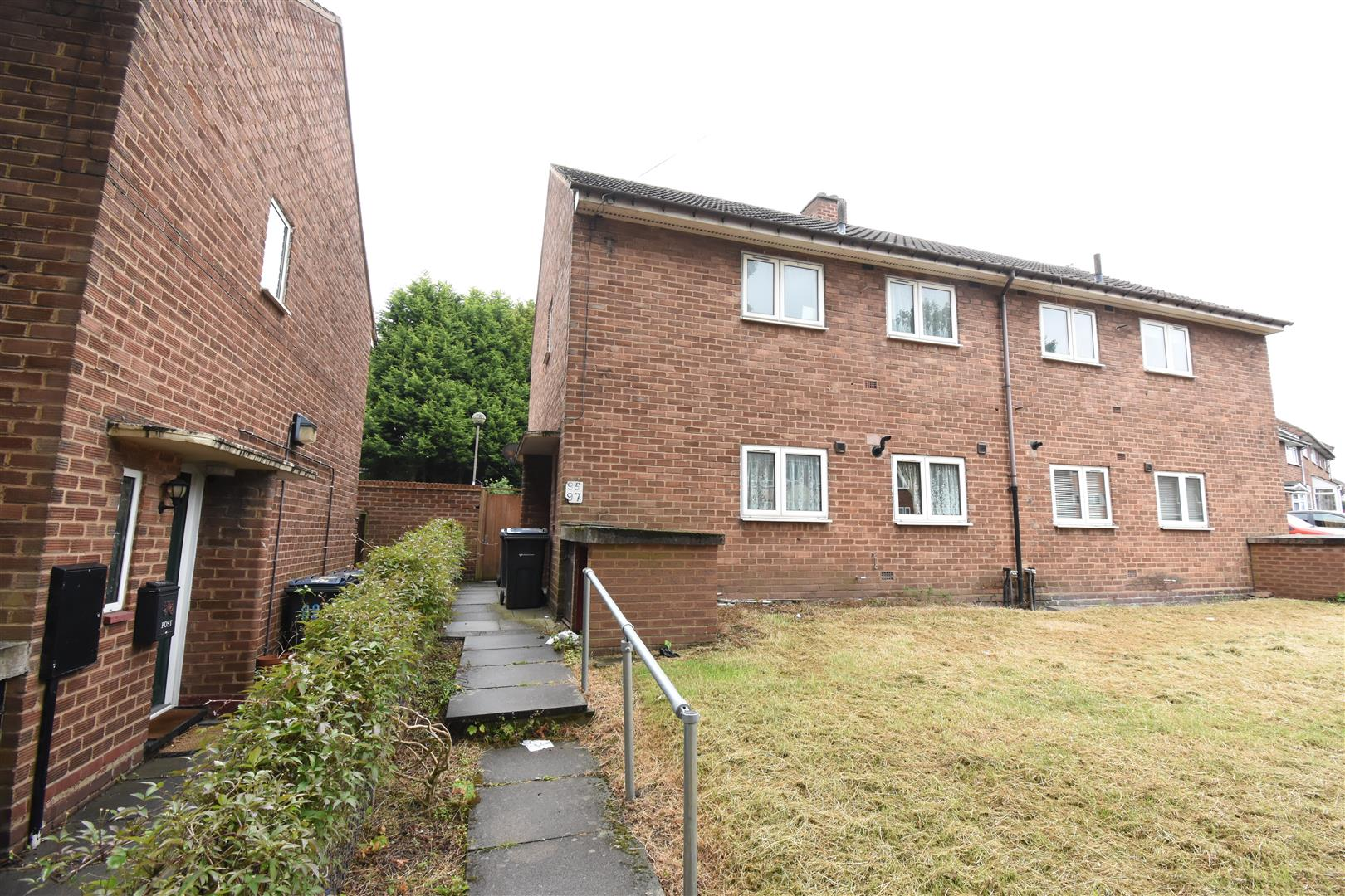 1 bed flat for sale in Collingbourne Avenue, Hodge Hill, Birmingham, B36