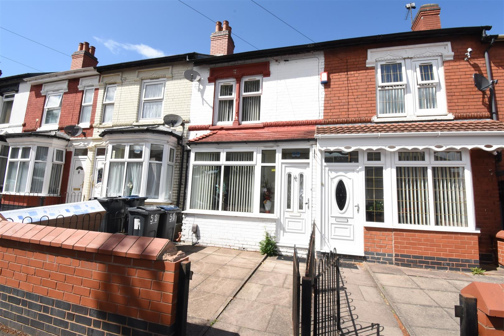 3 bed house for sale in Hazelbeach Road, Birmingham, B8