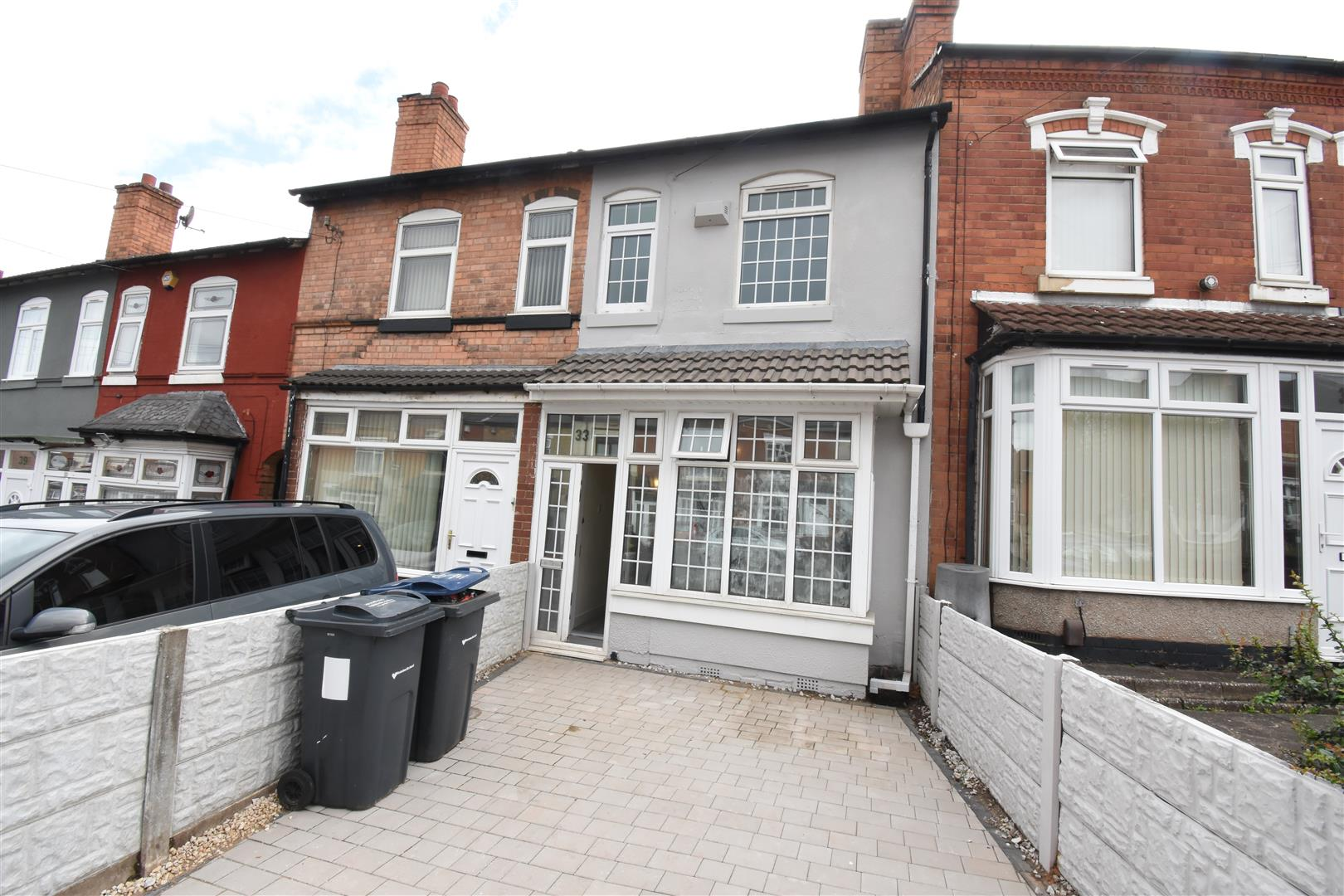 3 bed house for sale in Asquith Road, Ward End, Birmingham - Property Image 1