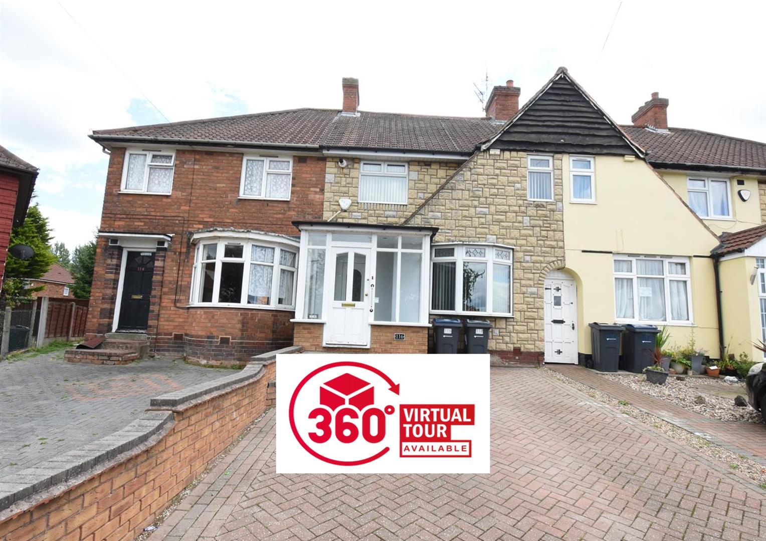 2 bed house for sale in Northleigh Road, Birmingham, B8