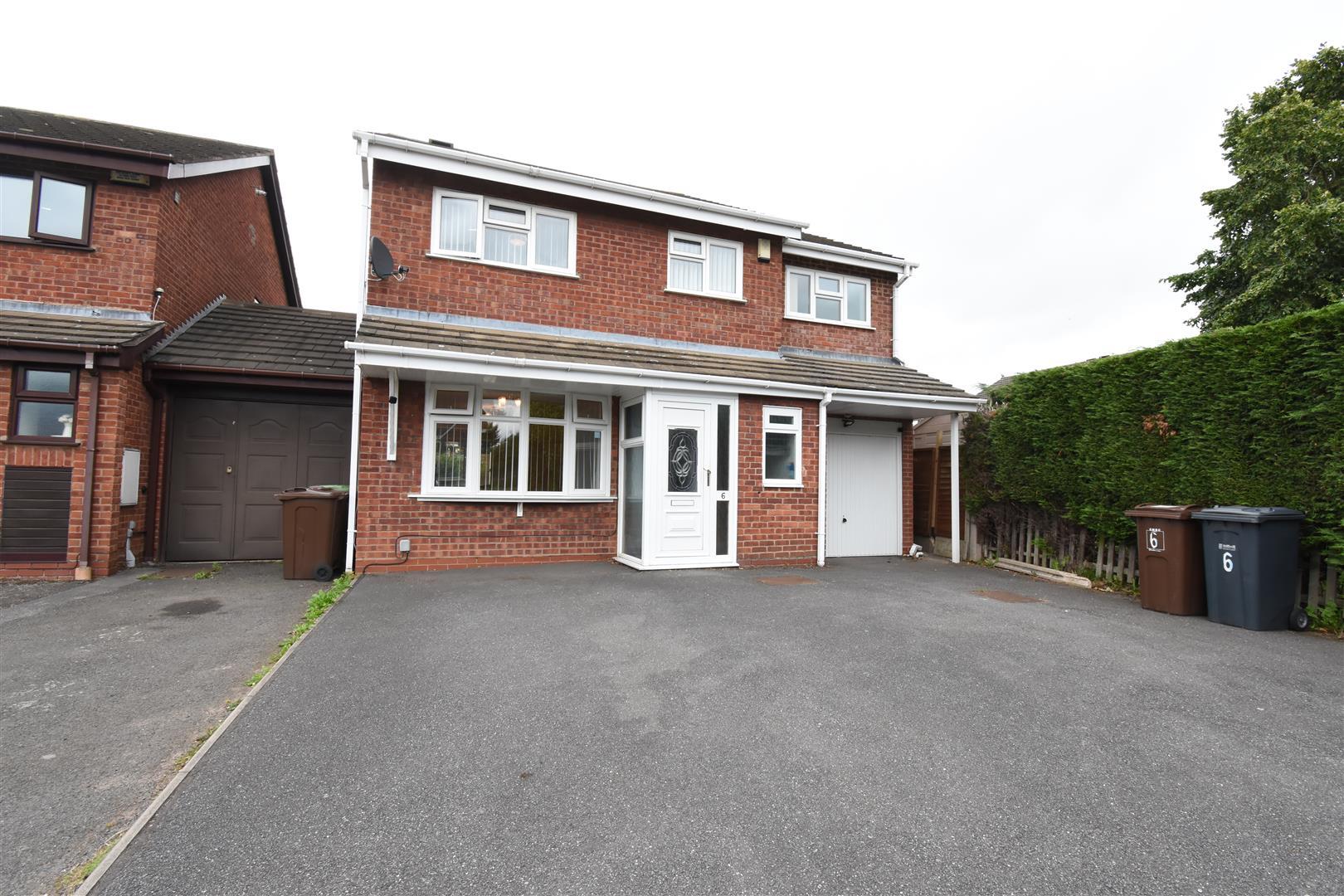 5 bed house for sale in Delamere Close, Castle Bromwich, Birmingham, B36
