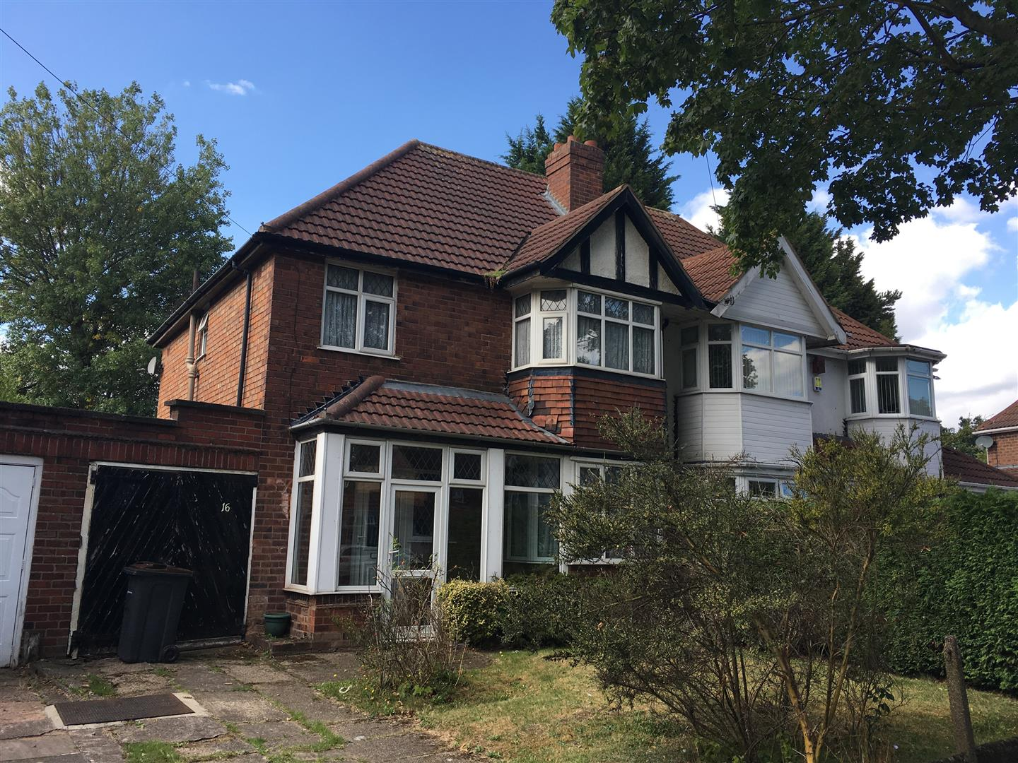 3 bed house for sale in Plaistow Avenue, Hodge Hill, Birmingham, B36