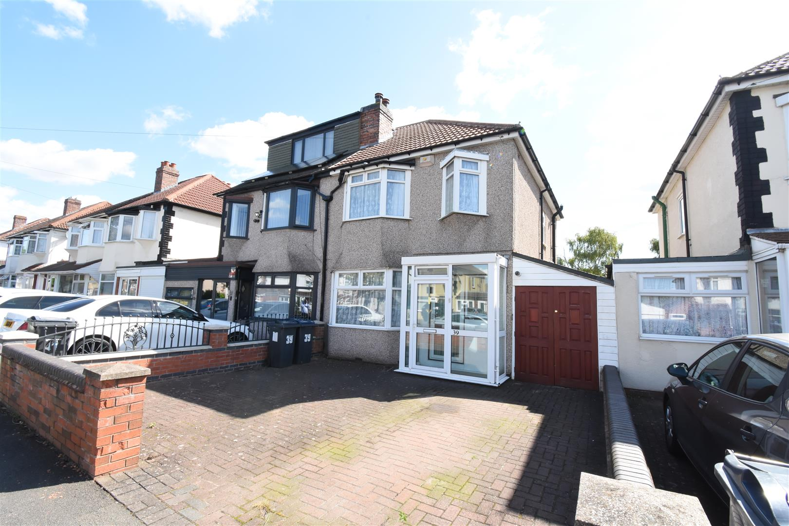 3 bed house for sale in Mickleover Road, Ward End, Birmingham - Property Image 1