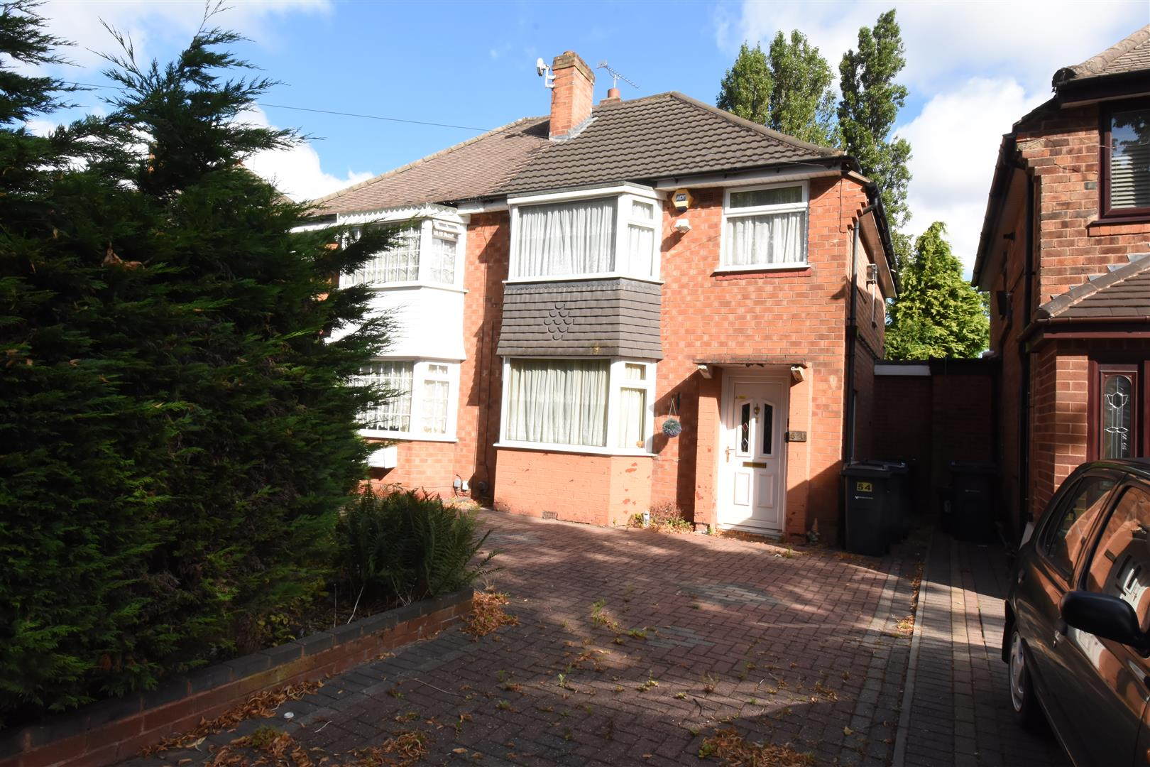 3 bed house for sale in Hodge Hill Road, Birmingham, B34