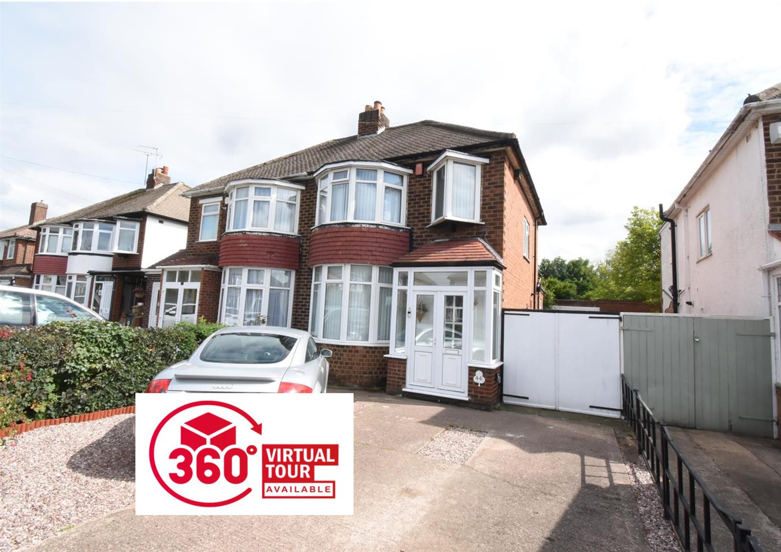 3 bed house for sale in Cranmore Road, Castle Bromwich, Birmingham, B36