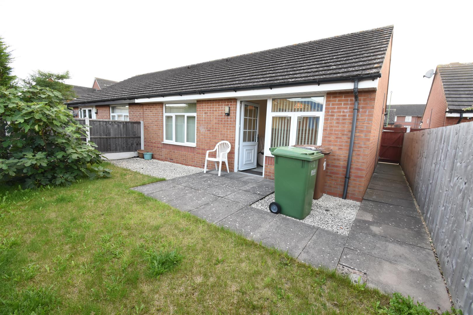 2 bed bungalow for sale in Wyegate Close, Smiths Wood, Birmingham 1