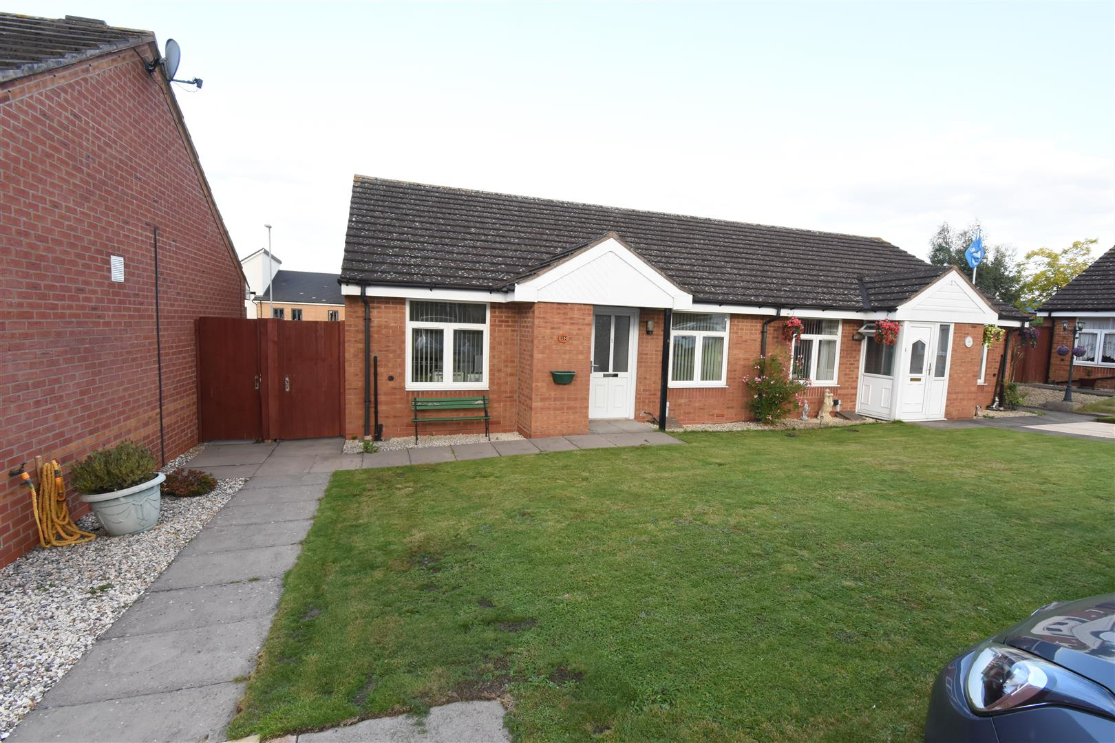 2 bed bungalow for sale in Wyegate Close, Smiths Wood, Birmingham 6