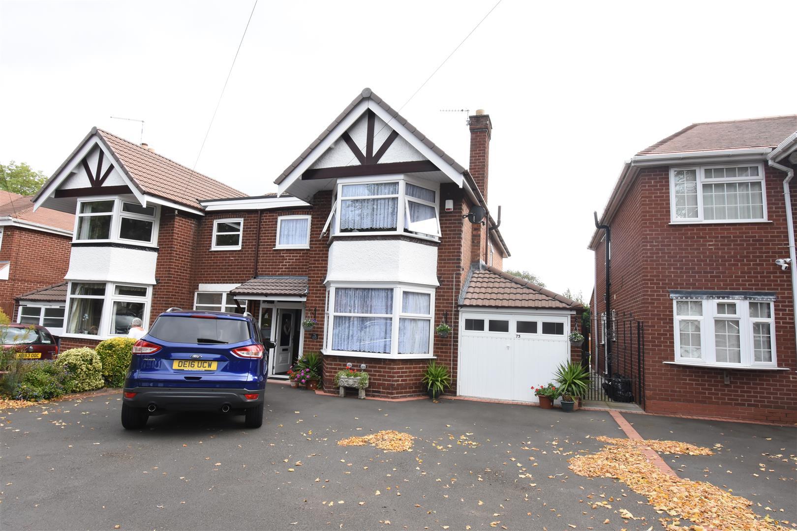 4 bed house for sale in Brockhurst Road, Hodge Hill, Birmingham, B36